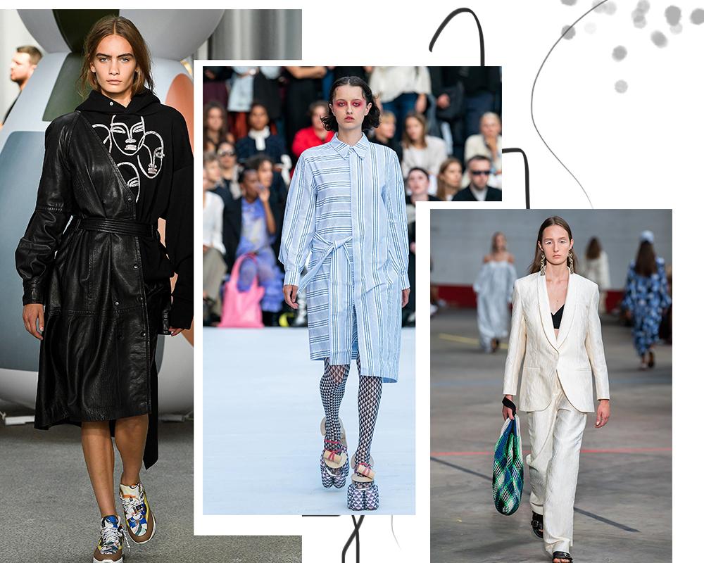 copenhagen fashion week minimalism 2020