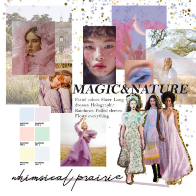 Whimsical Prairie: Cottagecore Magic